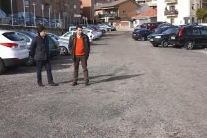 Galapagar crea 400 plazas de aparcamiento a 250 metros del centro