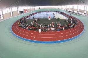 Galapagar acoge el Campeonato de España de Ciclismo adaptado en pista