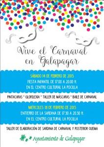 Galapagar prepara diversas actividades para celebrar el Carnaval