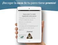 En Galapagar recoger la caca de tu perro tiene premio