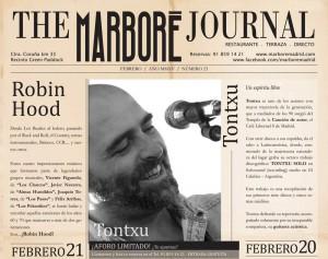 Tontxu en Marboré:  La mejor Canción de Autor llega este viernes a la Sierra Noroeste