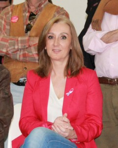 UPyD presentó oficialmente a Alicia García como candidata a la Alcaldía de Galapagar