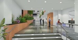 Moderna y 10 veces mayor que la anterior será la nueva biblioteca de Galapagar