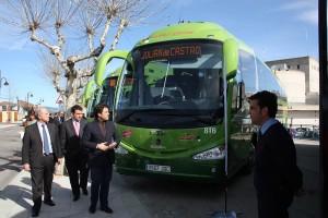 Julián de Castro renueva autobuses y la línea 635 aumenta frecuencias