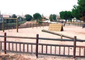 Agility: Galapagar tendrá una Zona Canina con circuito deportivo
