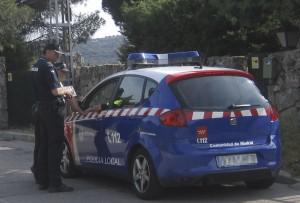 Policía Local de Galapagar