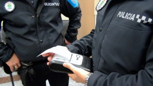 Policía de Galapagar estrena sistema para detectar drogas en los conductores
