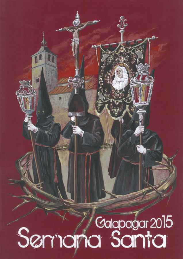 Fallado el XIII Concurso de Carteles de Semana Santa de Galapagar
