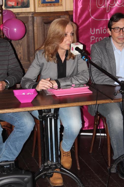 UPyD Galapagar presentó su candidatura a las municipales del 24 de mayo