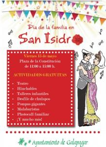 Fiesta familiar en Galapagar para celebrar San Isidro