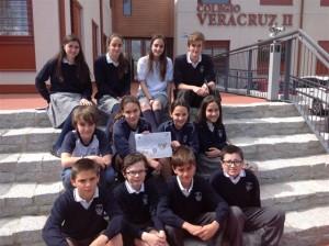 El colegio Veracruz arrasa en la Gymkhana Matemática de Torrelodones 2015