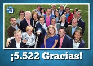 Satisfacción en el PP de Galapagar por el apoyo recibido a su gestión