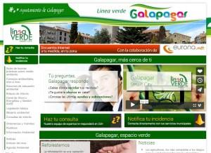 Línea Verde Ayuntamiento de Galapagar