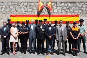 El Ayuntamiento de Galapagar destacó la labor de la Policía local en el Día de su Patrón, San Juan