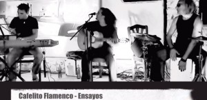 Cafelito Flamenco: Esta noche y domingo al mediodía en Marboré
