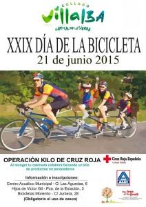 Collado Villalba: El domingo se celebrará el XXIX Día de la Bicicleta