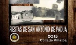 Comienzan las Fiestas de San Antonio de Padua en Collado Villalba