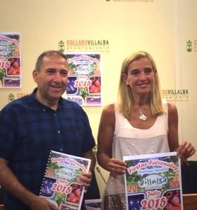 Programa de las Fiestas de Santiago Apóstol de Collado Villalba 2015