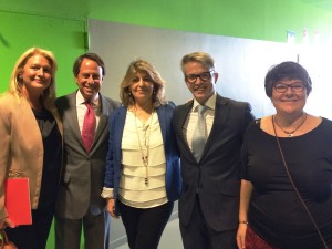La Comunidad de Madrid colaborará para dinamizar el comercio de Galapagar