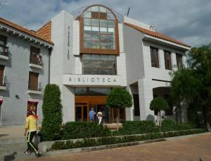La biblioteca municipal de Galapagar «abre por vacaciones» estas navidades