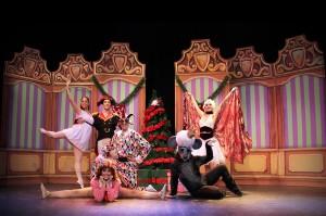 """Teatro familiar: """"El Cascanueces"""" llega este sábado al Teatro Jacinto Benavente de Galapagar"""