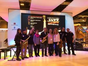 Se presentó en Fitur el cartel del V Festival de Jazz de Colmenarejo que se celebrará en mayo