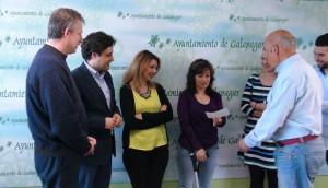 Galapagar recauda 7.247 euros para la Asociación de Esclerosis Múltiple de Collado Villalba