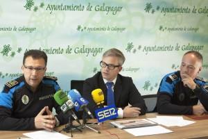 Galapagar continúa aumentando su seguridad ciudadana gracias a las acciones preventivas