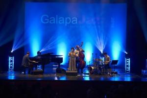 Actuación Galapajazz
