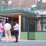 Obras Colegio Carlos Ruiz