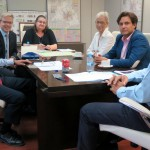 Reunión Consorcio de Transportes de Madrid