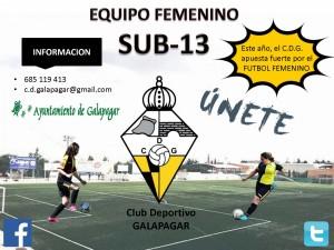 femenino-sub-13-galapagar-futbol