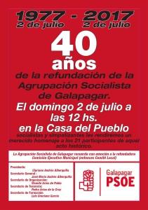 agrupacion-socialista-galapagar-40-aniversario