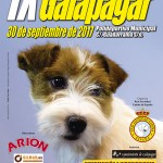 Cartel Concurso Nacional Canino Galapagar 30-9-2017