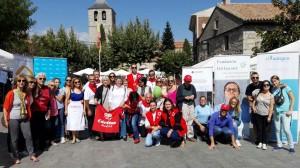 2ª Feria del Voluntariado de Galapagar
