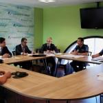 Junta especial de seguridad de Galapagar con motivo de sus fiestas patronales 2017
