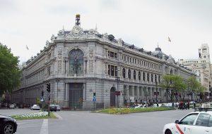 Banco de España, Cibeles, Madrid (Foto:Luis García - Zaqarbal - bajo licencia Creative Commons 3.0)