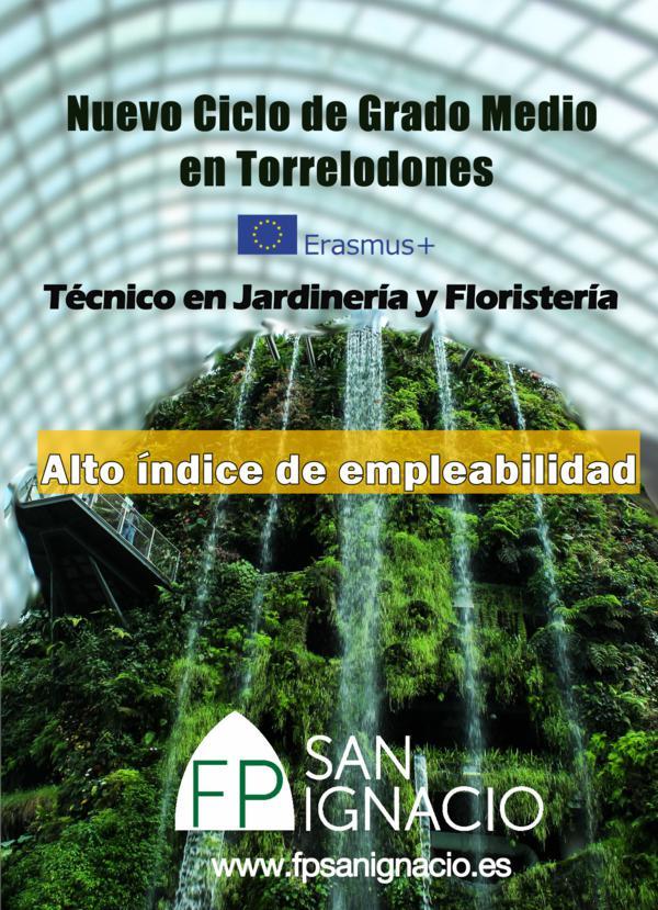 El Centro De Formación Profesional San Ignacio De