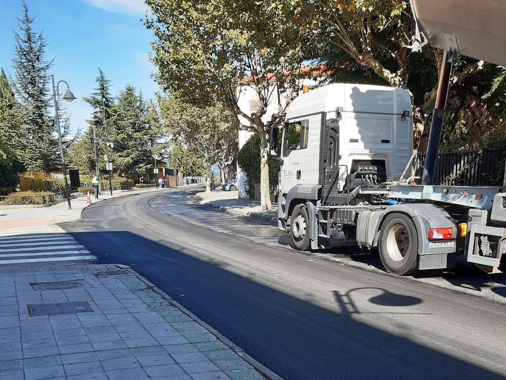 Finaliza la renovación de las calles incluidas en la Operación Asfalto que comenzó en agosto